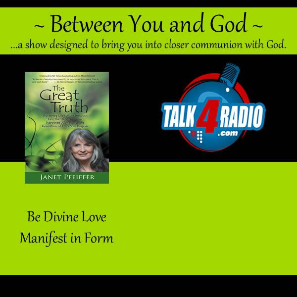 Between You and God on iHeartRadio