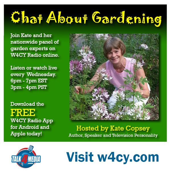 Chat About Gardening on iHeartRadio