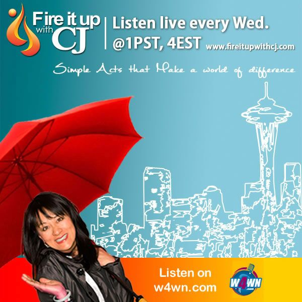 Fire it Up With CJ iHeart on iHeartRadio