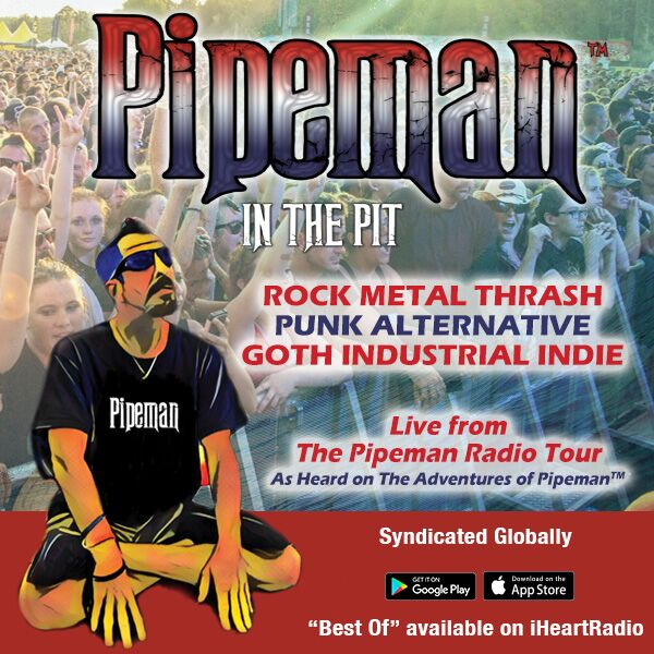 Pipeman in the Pit on iHeartRadio