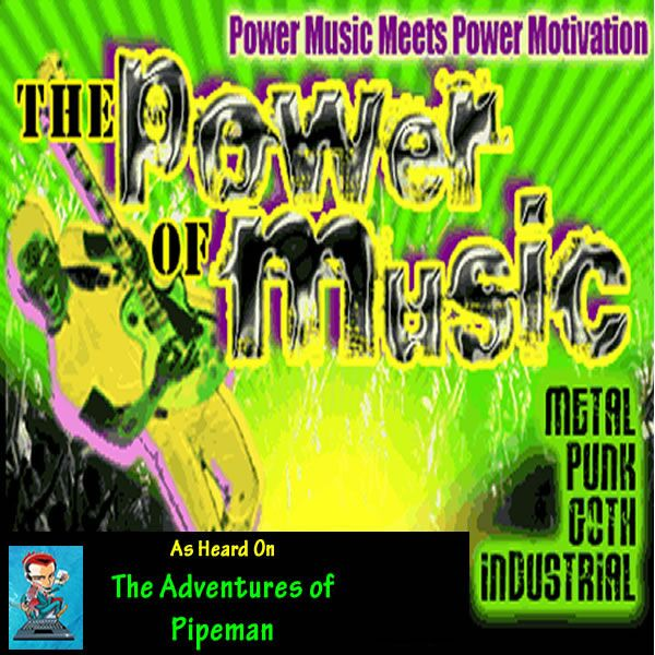 Pipeman's Power of Music on iHeartRadio