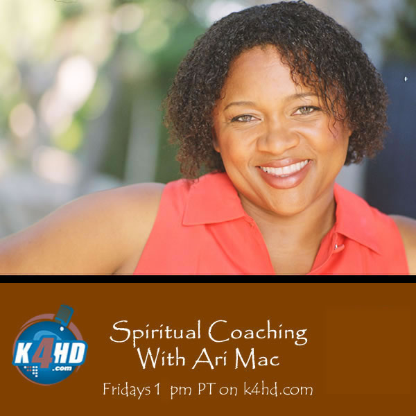 Spiritual Coaching w/Ari Mac on iHeartRadio