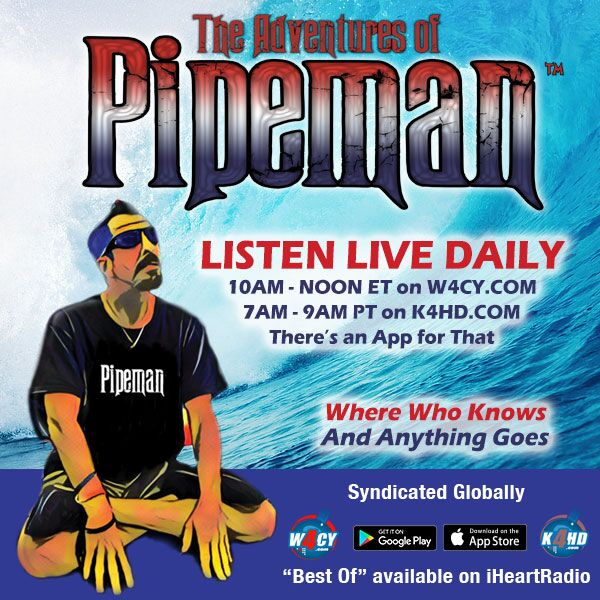The Adventures of Pipeman on iHeartRadio