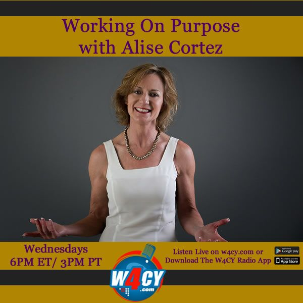 Working on Purpose on iHeartRadio