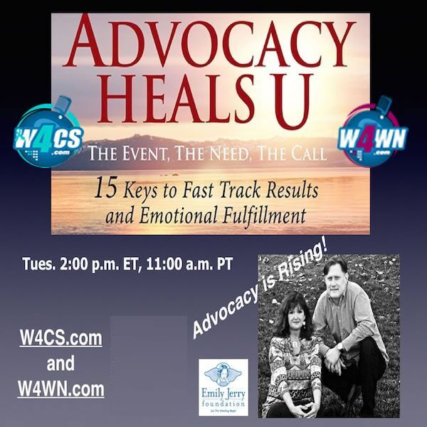 Advocacy Heals U on iHeartRadio