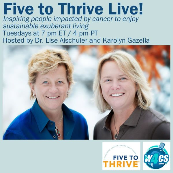 Five to Thrive Live! on iHeartRadio