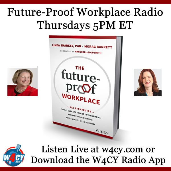 Future Proof Workspace on iHeartRadio