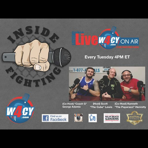 Inside Fighting Radio on iHeartRadio