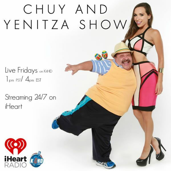 The Chuy and Yenitza Show on iHeartRadio