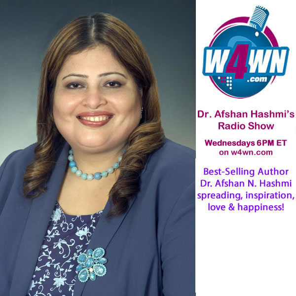 Dr. Afshan Hashmi Show on iHeartRadio