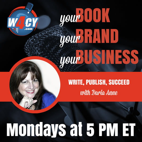 Your Book, Your Brand, Your Business on iHeartRadio